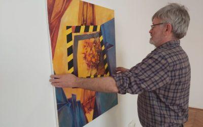 Karantén-képek – Kiállításmegnyitóra készül a Partium Ház