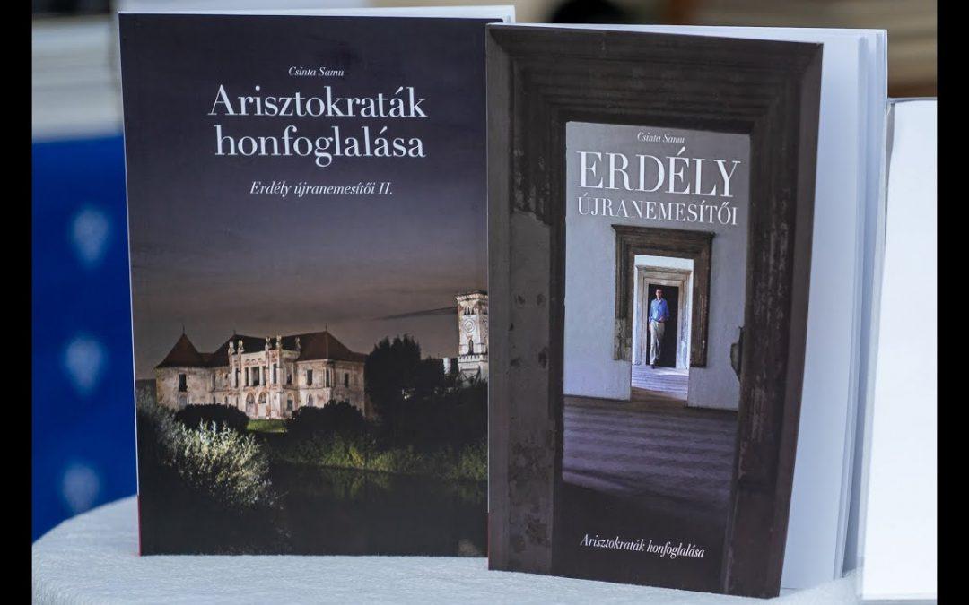 Legújabb online könyves estünkön Csinta Samu riportköteteit mutattuk be