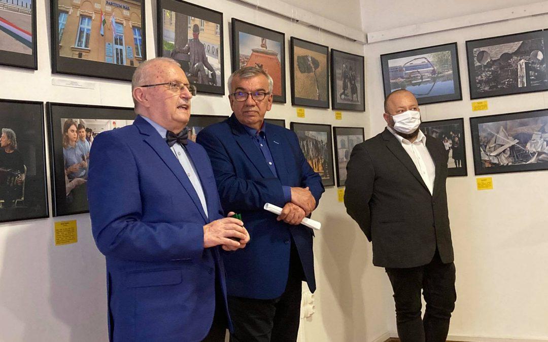 A határokon átnyúló kapcsolatokat erősíti a Partium Ház új kiállítása