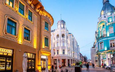 Honismereti utazások: Szecessziós séta Nagyváradon – Jegyértékesítés