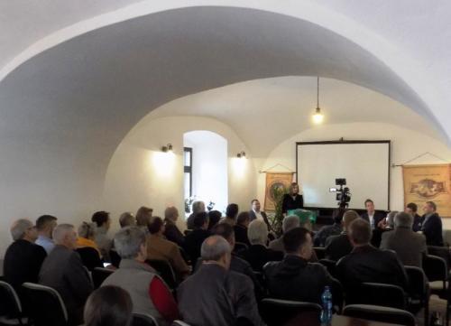 Kárpátok Bora konferencia Nagyváradon